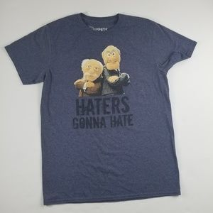 Disney The Muppets Haters Gonna Hate Tshirt